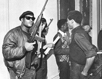 the history of the black panther party in the unites states of america The black panther party (bpp), originally the black panther party for self-defense, was a political organization founded by bobby seale and huey newton in october 1966 the party was active in the united states from 1966 until 1982, with international chapters operating in the united kingdom in the early 1970s, and in algeria from 1969 until 1972.